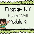 Engage NY Math Focus Wall Posters Module 2