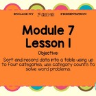 Engage NY Smart Board 2nd Grade Module 7 Lesson 1