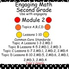 Engaging Math Module 2 for Second Grade Smart Board