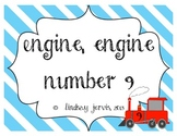 Engine Engine Number Nine: A Chant for Steady Beat and Rhythm