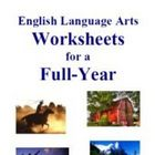 English Language Arts Worksheets for a Full-Year
