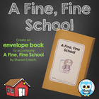 Envelope Book - A Fine, Fine School
