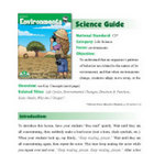 Environments Science Guide