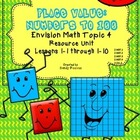 Envision Math Topic 4 Place Value Second Grade Common Core