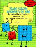 Envision Math Topic 4 (2010) Place Value Second Grade CCSS