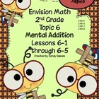 Envision Math Topic 6 Second Grade Using Mental Addition C