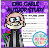 Eric Carle Stories...Crafts and Activities