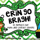 Erin Go Bragh! St. Patrick's Day Math and Literacy Centers