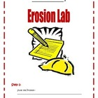 Erosion Lab Forms