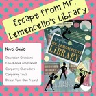 Escape from Mr. Lemencello's Library Complete Novel Guide