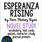 Esperanza Rising by Pam Munoz Ryan Power Pack: 13 Journal