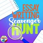 Essay Writing Scavenger Hunt (How to write an essay)