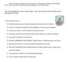 Essay Writing Assignment - Good for Any Short Story Unit