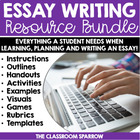 Essay Writing Bundle (for new, struggling, or experienced