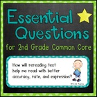 Essential Questions (Second Grade - Common Core)