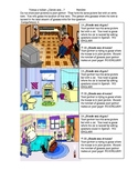 Estar with prepositions guessing activity
