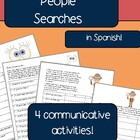 Estoy buscando... People Search Communicative Activity for