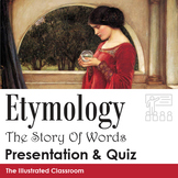 Etymology PowerPoint Presentation