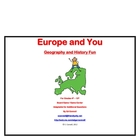 Europe Geography and History Board Game