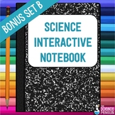 Even MORE Science Interactive Notebook Activities