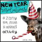 Everybody's Makin New Year's Resolutions! A Zany Inference