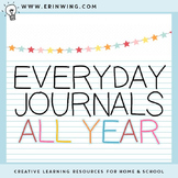Everyday Journals All Year