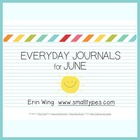 Everyday Journals for June