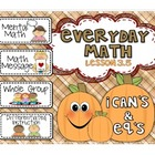 Everyday Math 2nd Grade Lesson 3.8 Coin Exchanges