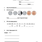 Everyday Math 2nd Grade Study Guide - Unit 1