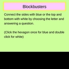 Evolution blockbusters game