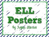 ExcELLent English Language Learner Posters