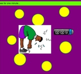 Exercises for the Classroom Smartboard Activity