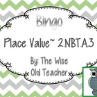 Expanded Form & Number Words Bingo Game PPT with Blank Bin