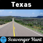 Explore Texas Scavenger Hunt