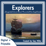 Explorers Lap Book