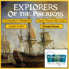 Explorers of the Americas:  Columbus, Newport, Ponce De Le