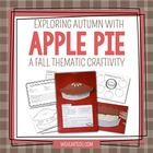 Exploring Apple Pie Craftivity