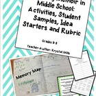 Exploring Memoir in Middle School (Activities, 20 Idea Sta