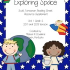 Exploring Space Supplemental Material for Reading Street