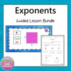 Exponents PPT Lesson 6.EE.1
