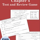 Expresate Chapter 4 Test and Review Game