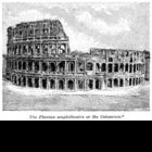 Exterior of the Colosseum / Coliseum