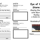 Eye of the Storm: Chasing Storms with Warren Faidley Vocab