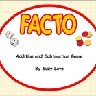 FACTO Math Game