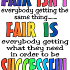 FAIR Education Printable