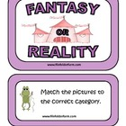 FANTASY OR REALITY FOLDER GAME