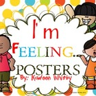 FEELINGS POSTERS AND LOG JOURNAL