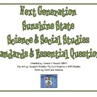 FL Science & Social Studies Standards & Essential Question