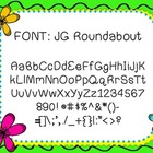 {FONT} JG Roundabout {Free for Personal/Commercial Use}