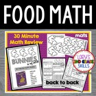 FOOD MATH - Bunnies in My Box